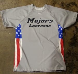 lacrosse t shirts girls