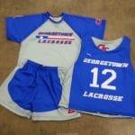 Womens Lacrosse Uniform Custom