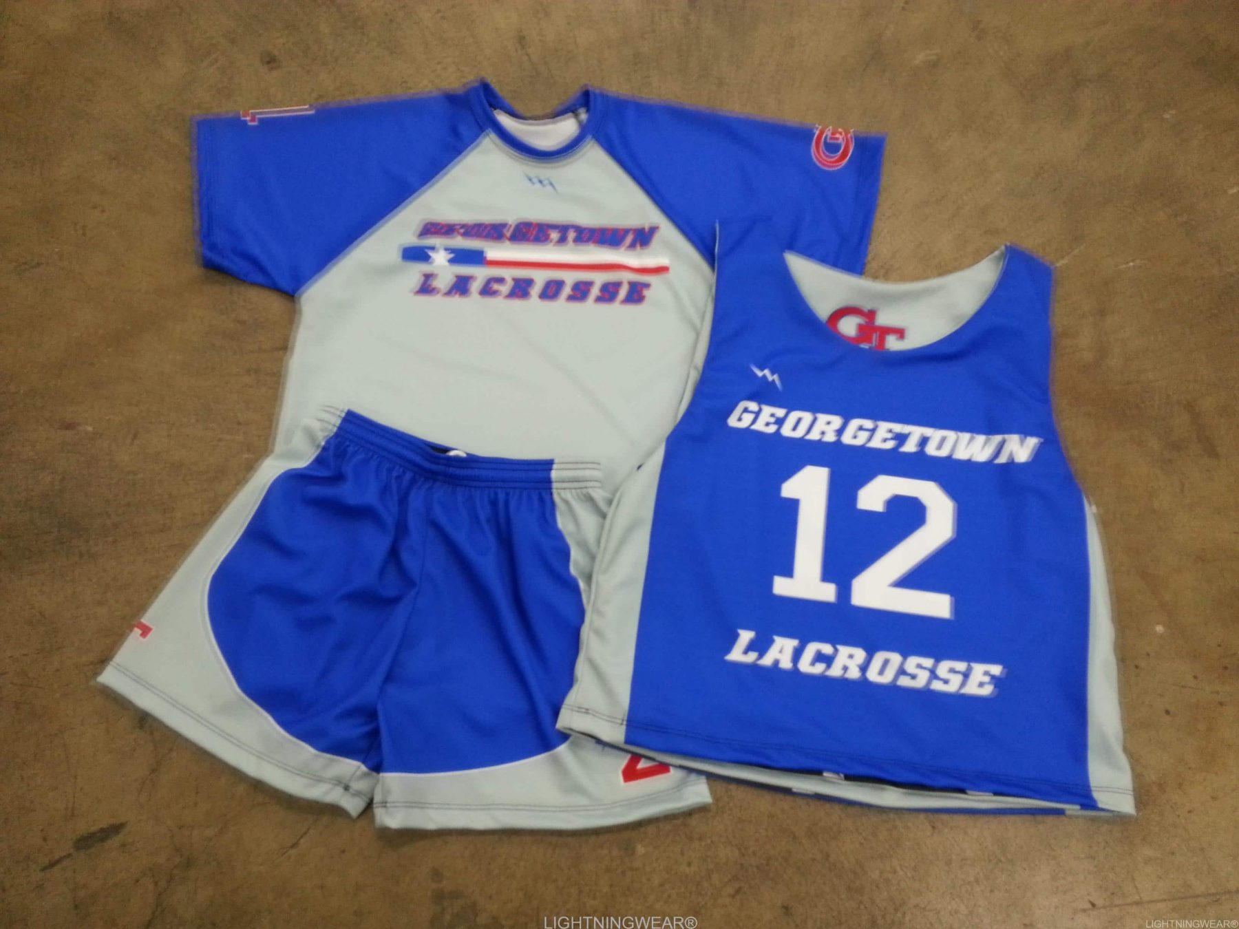 womens lacrosse uniform custom