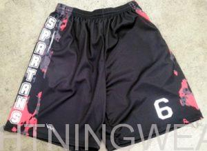 boys sublimated uniforms