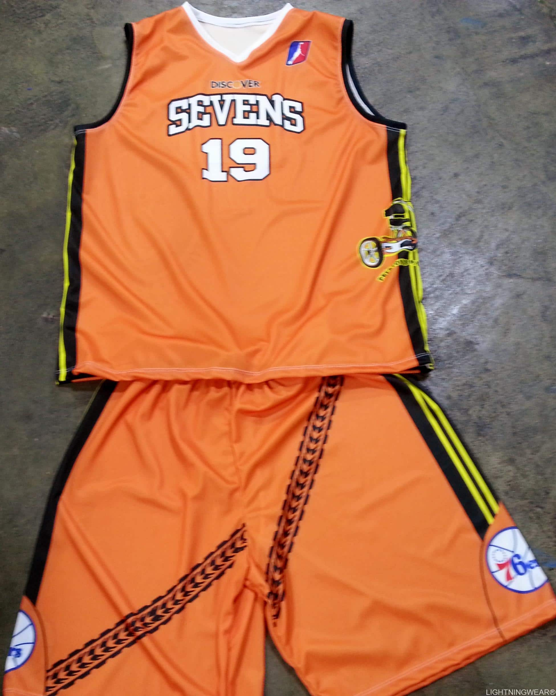 custom basketball jerseys sublimated