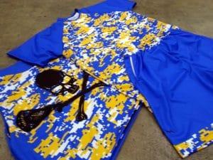 custom lacrosse gear