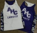 camouflage girls lacrosse uniforms