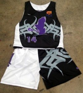 lacrosse uniforms Arizona