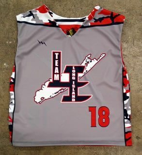 lacrosse uniforms in long island new york