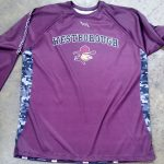 Long Sleeve Shooting Jersey – Westborough Massachusetts