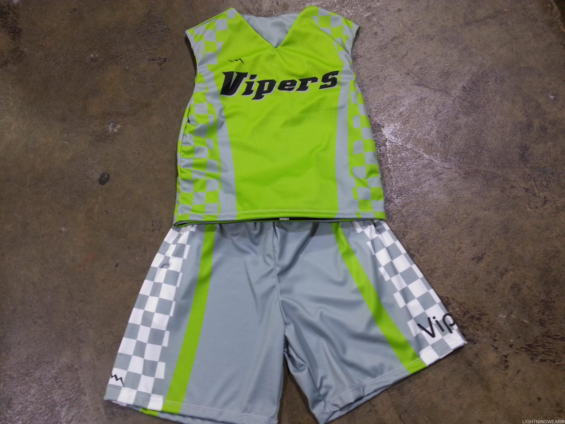 sublimated uniforms