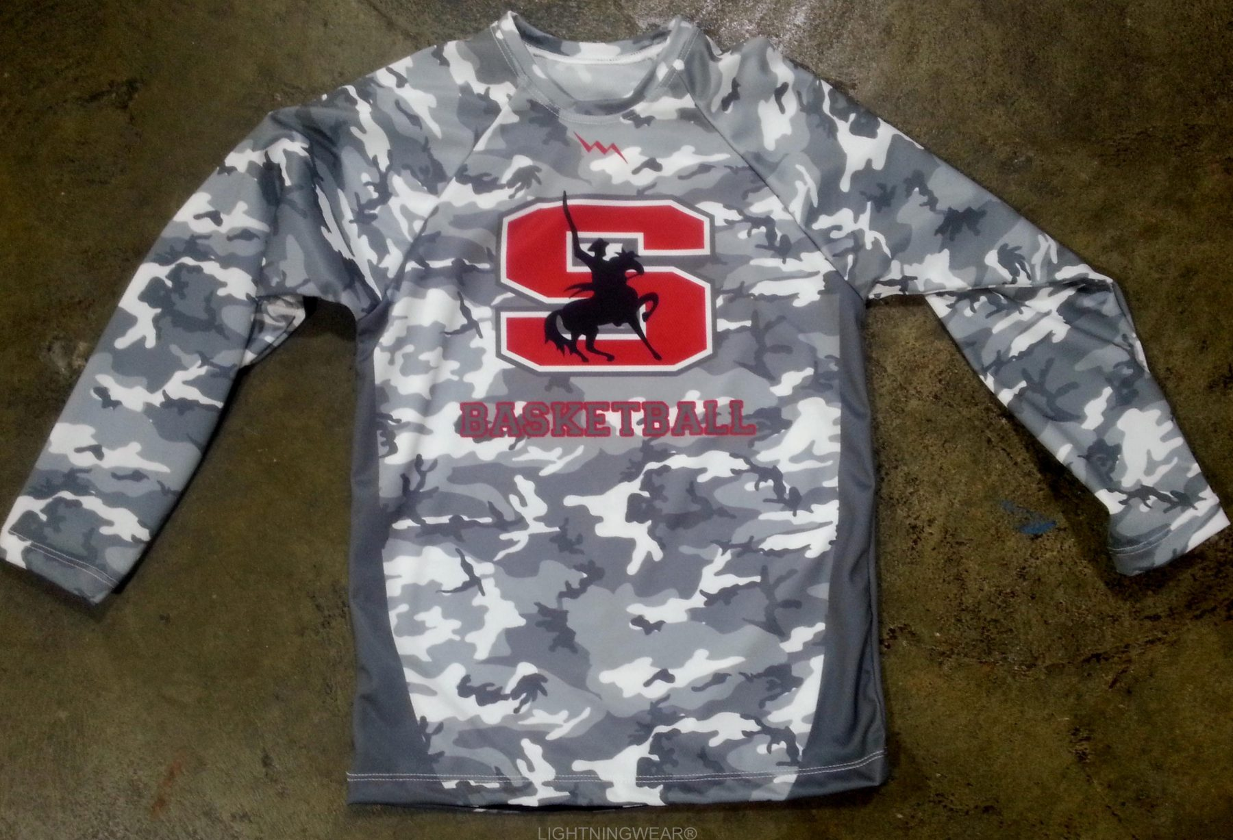 youth basketball shooting shirts