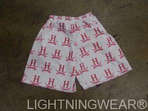 Custom Pattern Lacrosse Shorts