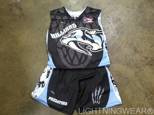 graphic lacrosse uniforms