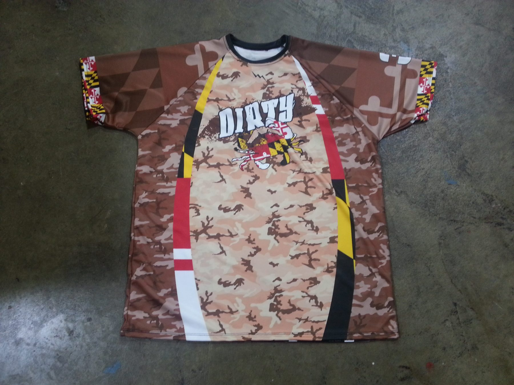 sublimated softball jerseys
