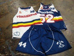 girls lacrosse uniforms sublimated