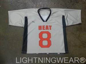 team lacrosse jerseys sublimated