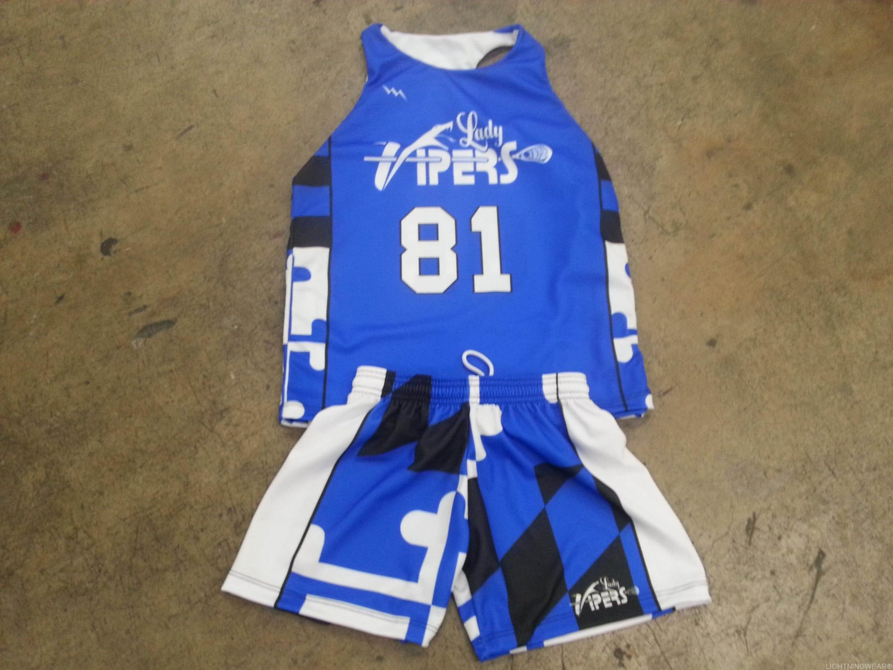 girls lax uniforms