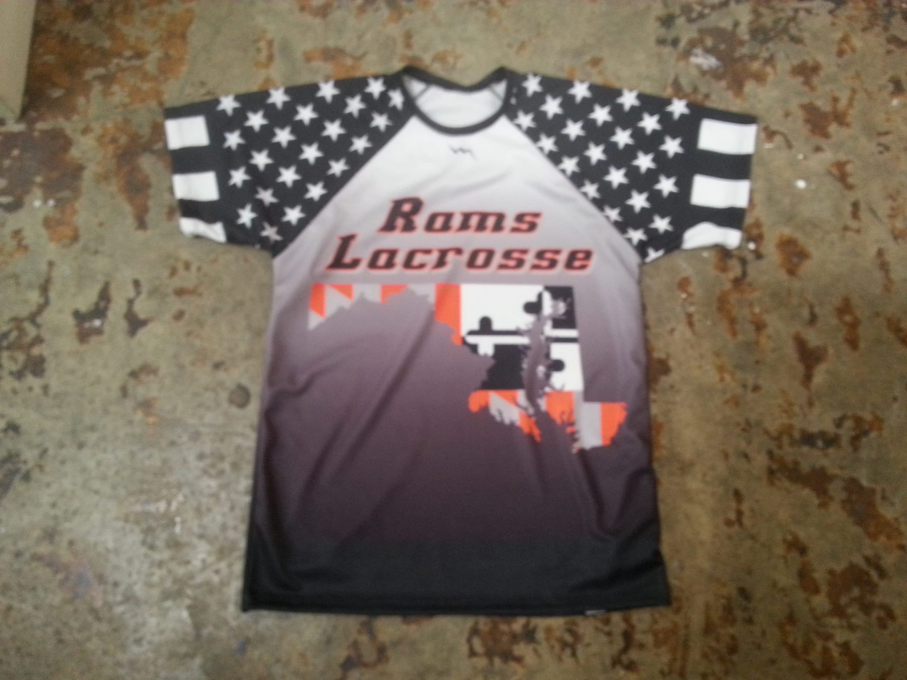 Blackops American Flag Shirts
