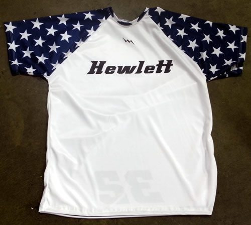 Lacrosse Shooter Shirts With Stars Amp Lax Shooting Shirts