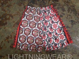 lacrosse uniform shorts