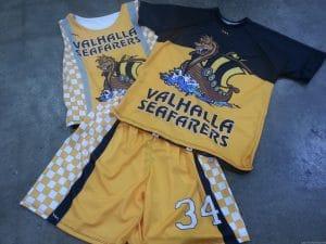 lacrosse warm up shirts
