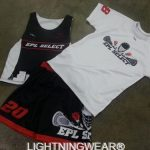 Sublimated Lacrosse Uniforms