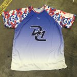 DC Lacrosse Shooter Shirts