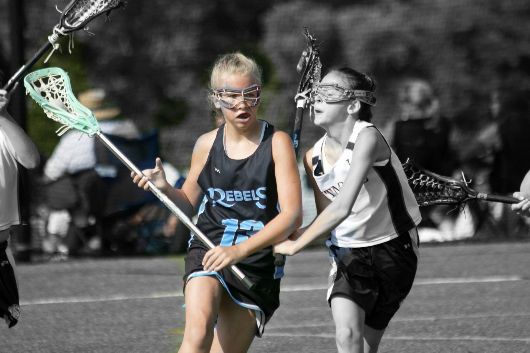 girls lacrosse uniform