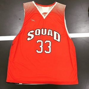 baskebtall camp uniforms