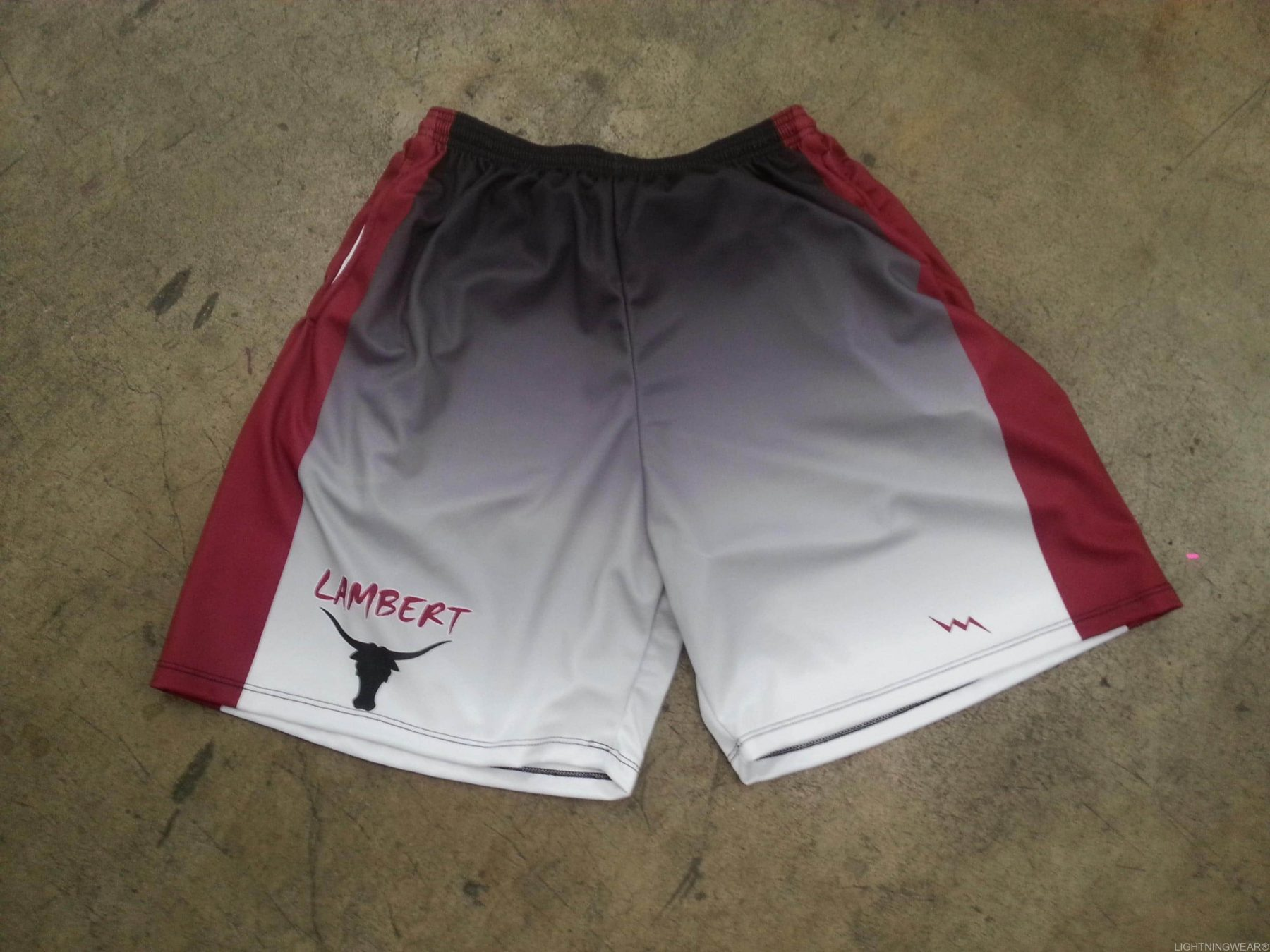 design your own lacrosse shorts