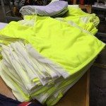 Fluorescent Yellow Pinnies
