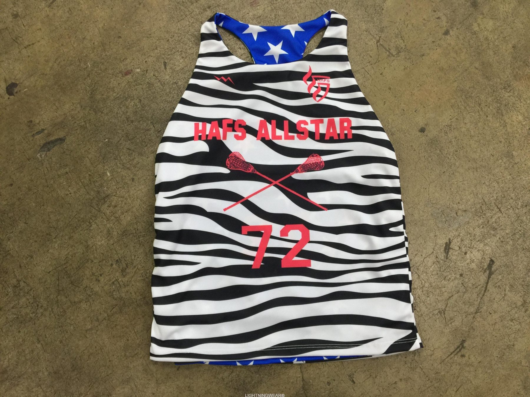 girls reversible jerseys