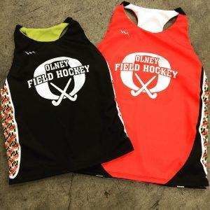 custom field hockey jerseys