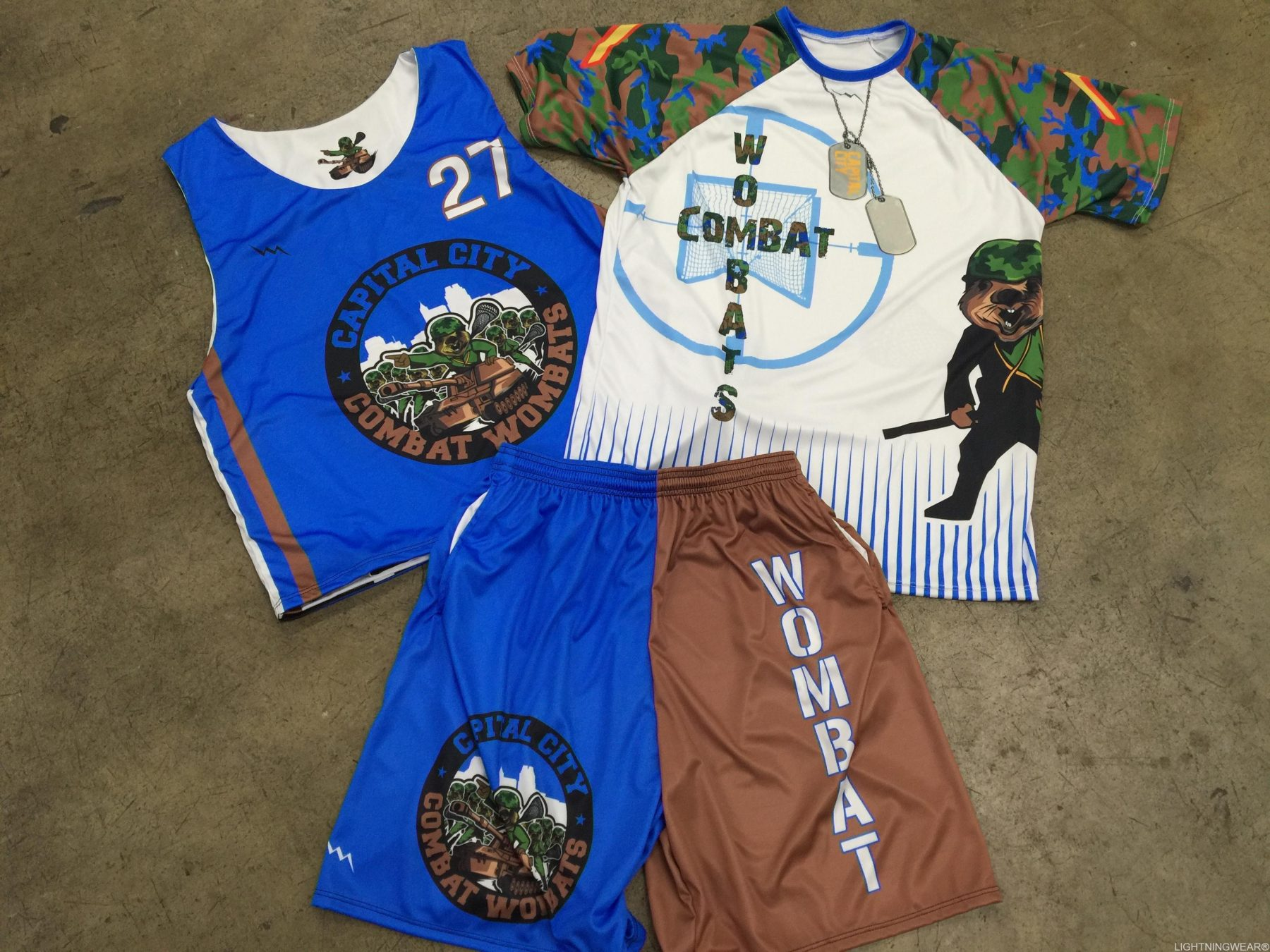 Lacrosse Uniforms in North Carolina
