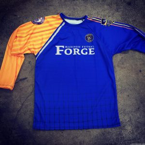 custom futsal jerseys