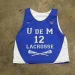 Lacrosse Practice Pinnies