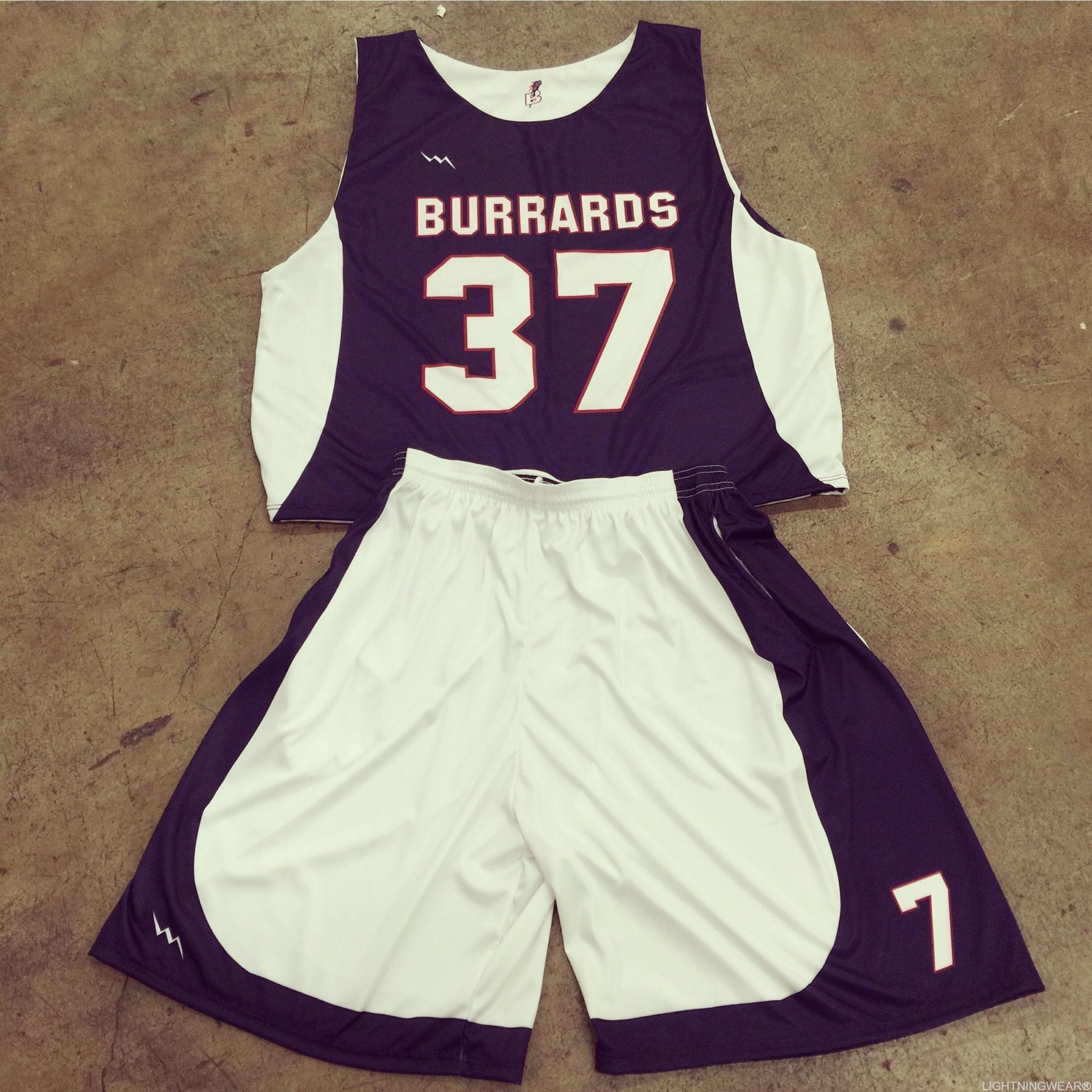 lacrosse uniforms in canada