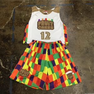 funky lacrosse uniforms