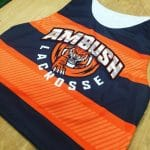 College Lax Pinnies