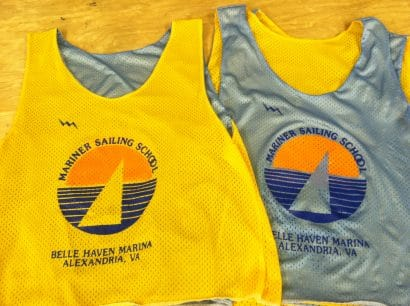 Sailing Pinnies