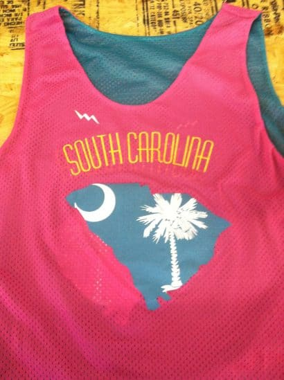 South Carolina Reversible Jerseys