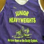 Junior Heavyweights Pinnies