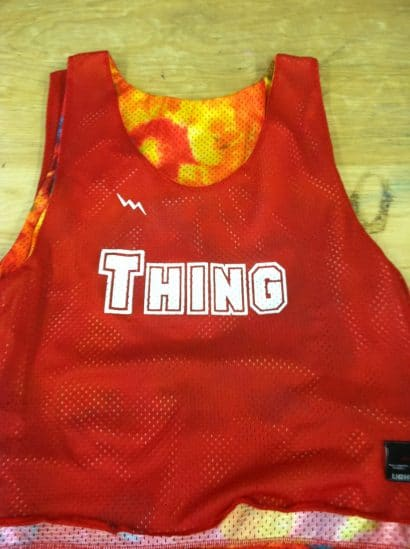 thing pinnies