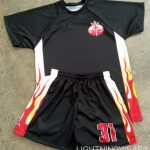 Girls Sublimated Soccer Uniforms