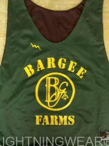 bargee farms reversible jerseys