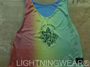 Rasta Colored Pinnies
