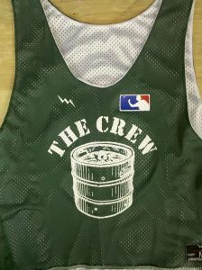 Crew Beer Pong Pinnies