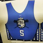 Carolina Blue Lacrosse Jersey
