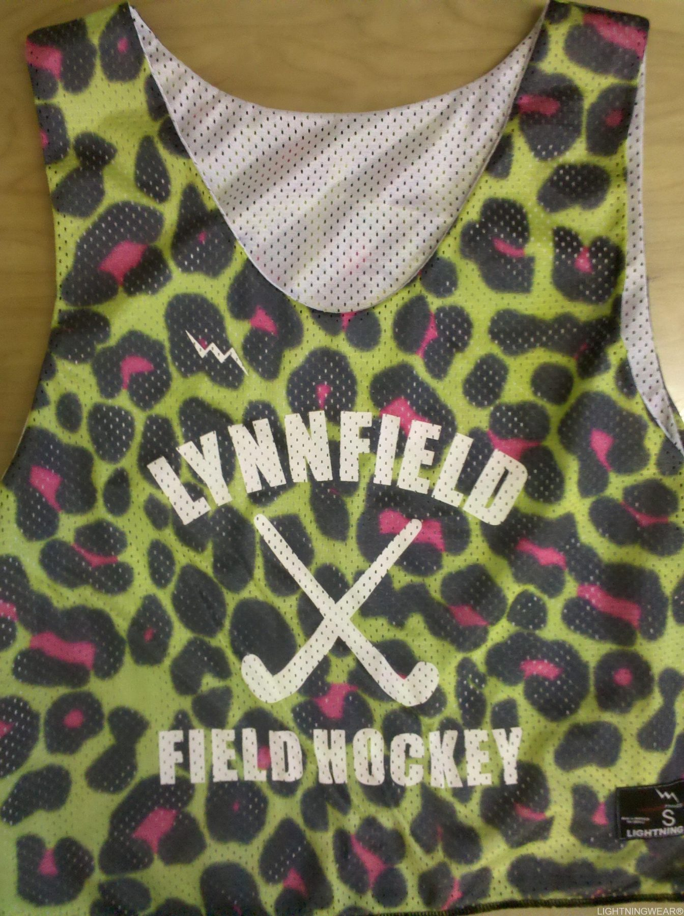 lynnfield field hockey pinnies
