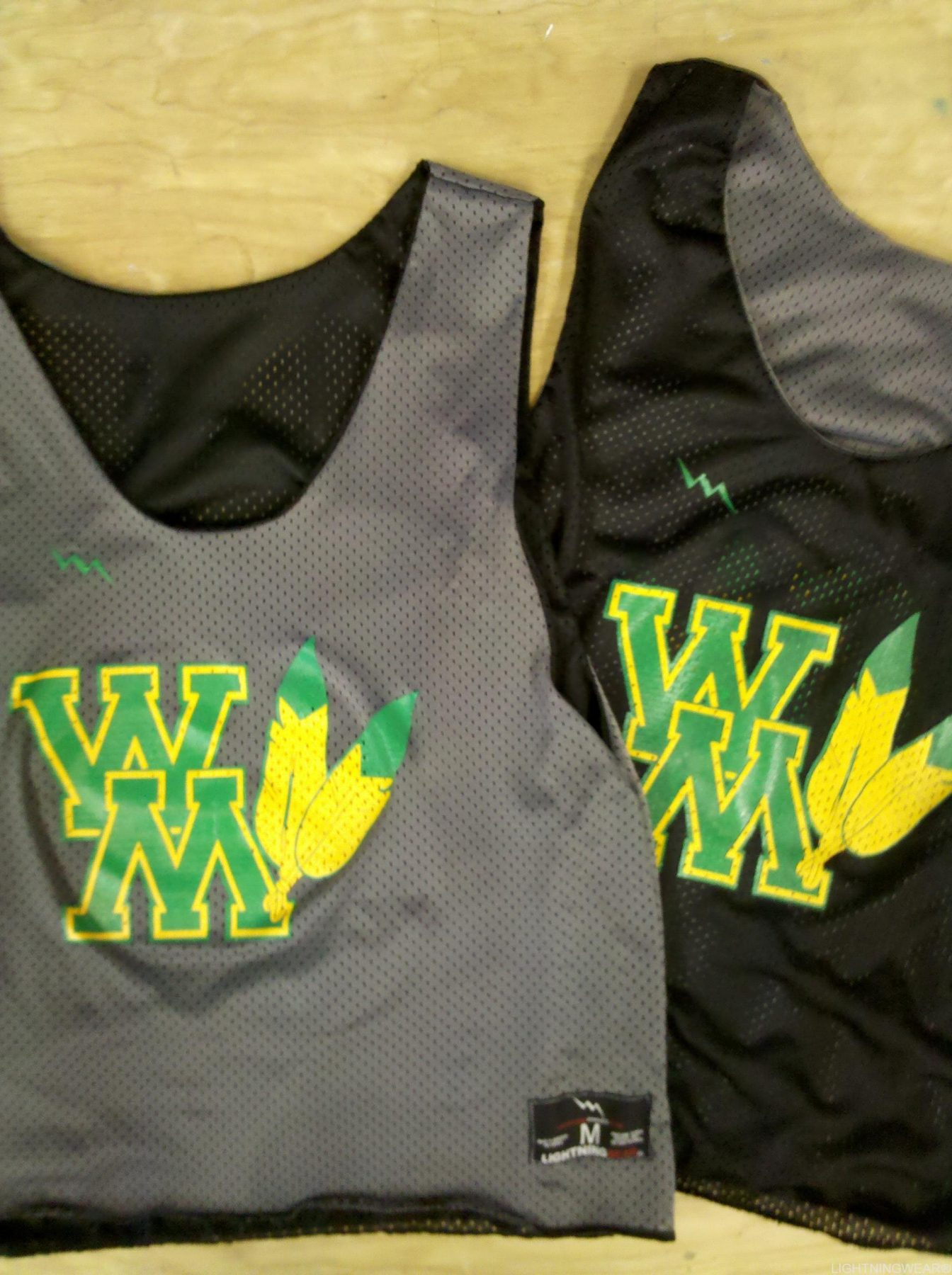 wm pinnies