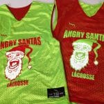 Angry Santa Pinnies