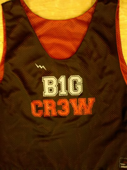 big crew pinnies