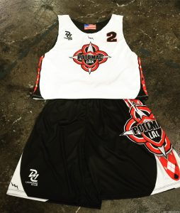 custom sublimated lacrosse uniforms